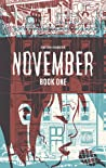 November Volume I : The girl on the roof