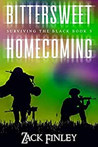 Bittersweet Homecoming (Surviving the Black #3)