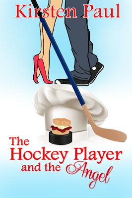The Hockey Player and the Angel
