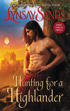 Hunting for a Highlander (Highland Brides, #8)