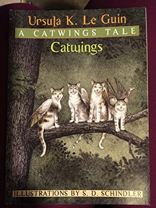 Catwings (Catwings #1)