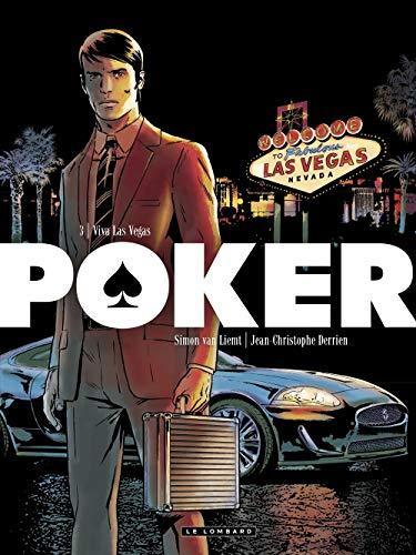 Poker Tome 3 Viva Las Vegas By Simon Van Liemt
