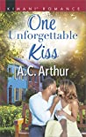One Unforgettable Kiss (The Taylors of Temptation, #2)