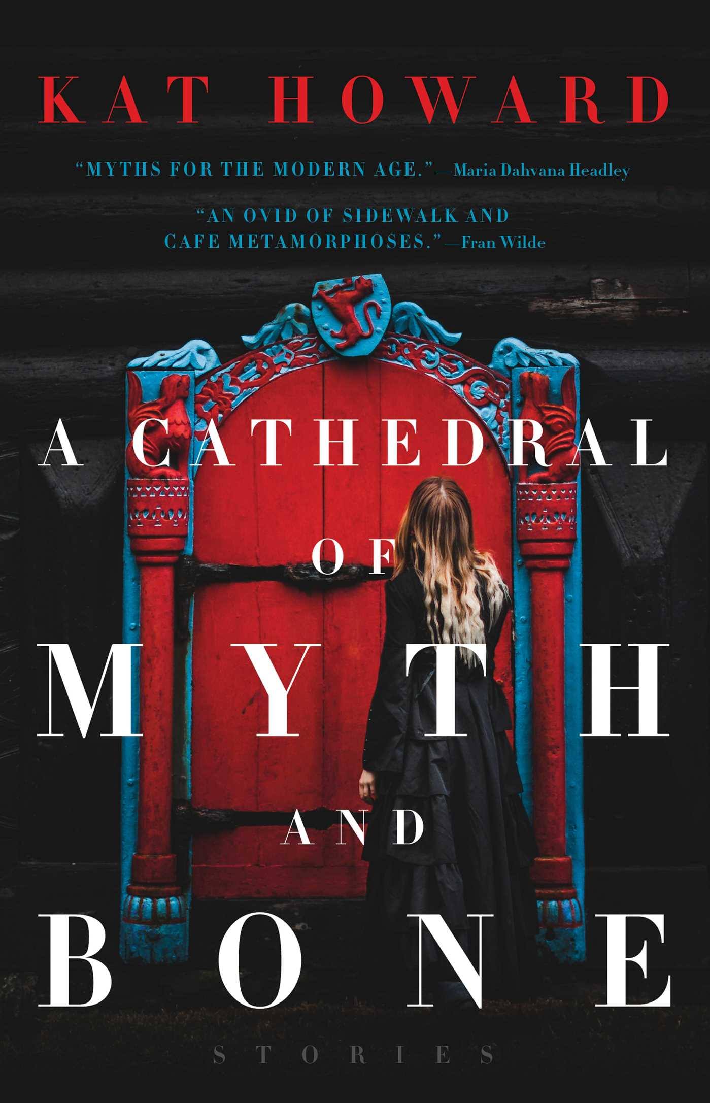Image result for a cathedral of myth and bone