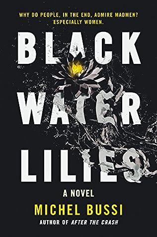 Black Water Lilies by Joan Walker