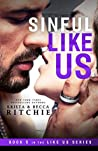 Sinful Like Us by Krista Ritchie