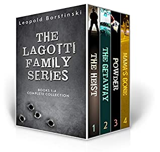 The Lagotti Family Series: Complete Books 1-4