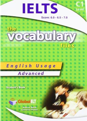 Vocabulary Files C1
