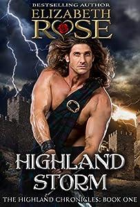 Highland Storm (The Highland Chronicles #1)