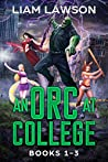 An Orc at College Books 1-3