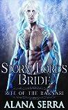 Storm Lord's Bride (Rite Of The Raknari, #1)