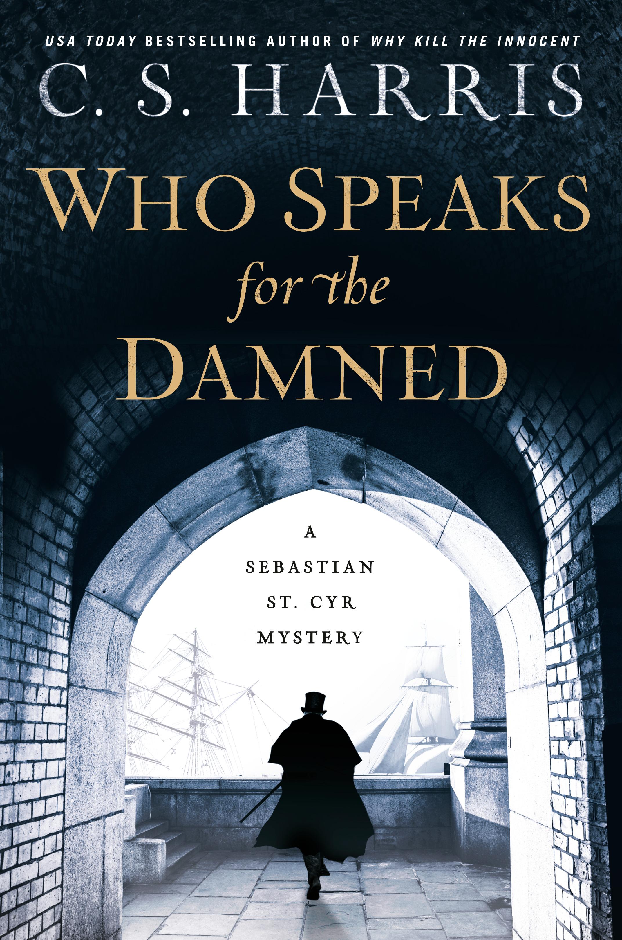 Who Speaks for the Damned (Sebastian St. Cyr, #15)