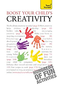 Boost Your Child's Creativity: Teach Yourself