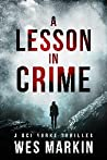 A Lesson in Crime (DCI Michael Yorke #0.5)