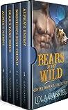 Bears of the Wild (Bears of the Wild #1-4)