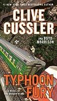 Typhoon Fury (The Oregon Files, #12)