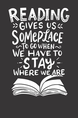 Books Lover Gift Notebook: Reading Reader Book Lover Literature ...
