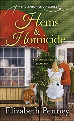 Hems and Homicide (Apron Shop #1)