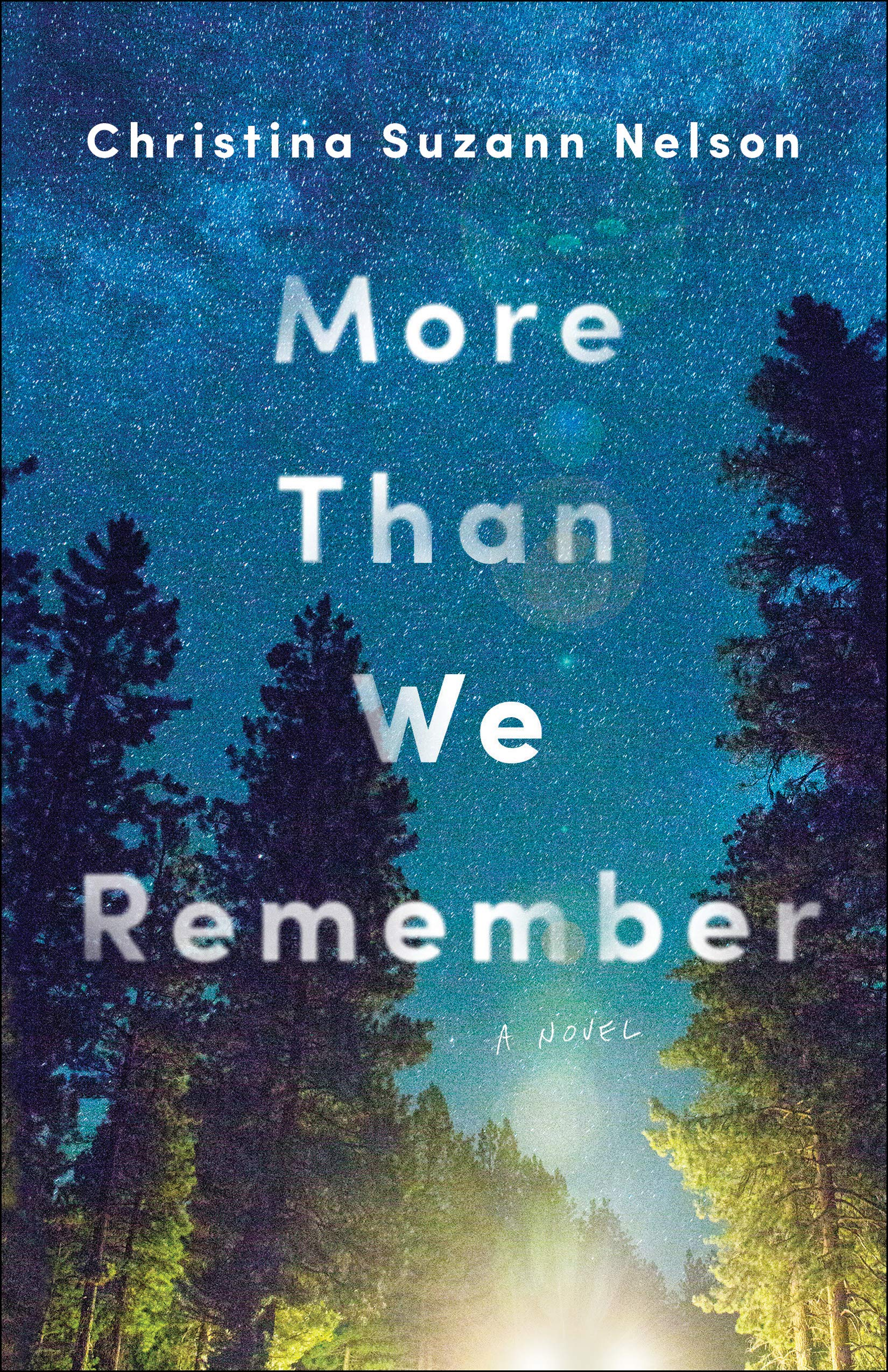 More Than We Remember - Christina Suzann Nelson