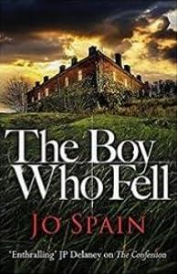 The Boy Who Fell (Inspector Tom Reynolds, #5)