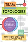 Team Topologies by Matthew    Skelton