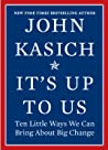 It's Up to Us: Ten Little Ways We Can Bring About Big Change audiobook download free