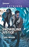 Snowblind Justice (Eagle Mountain Murder Mystery: Winter Storm Wedding #4)