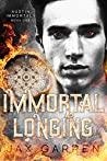 Immortal Longing: An M/M Vampire Romance (Austin Immortals Book 1)