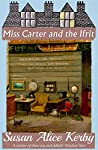 Book cover for Miss Carter and the Ifrit