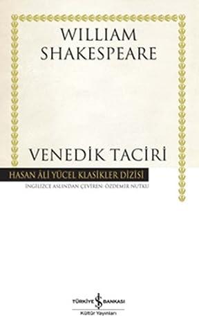 Venedik Taciri by William Shakespeare