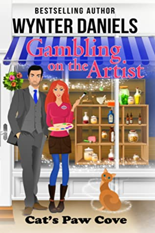 Gambling on the Artist (Cat's Paw Cove, #3)