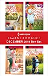 Harlequin Kimani Romance December 2018 Box Set: Bachelor Unbound\A Los Angeles Rendezvous\Another Chance with You\Her Mistletoe Bachelor