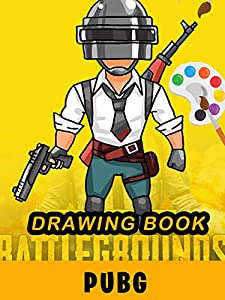 How to draw PUBG Characters, step by step drawing