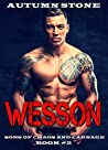 Wesson (The Sons of Chaos and Carnage #2)
