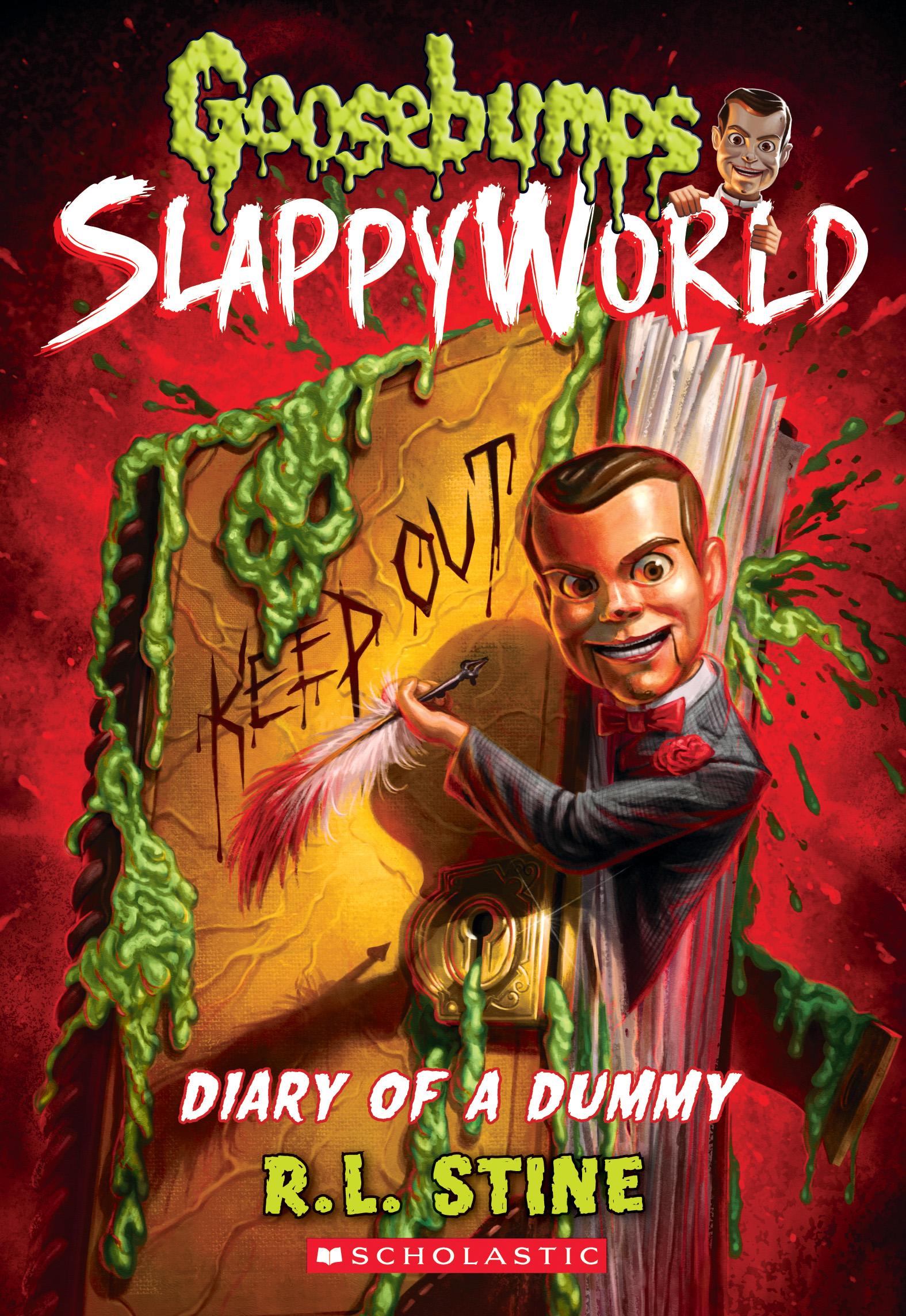 Diary of a Dummy (Goosebumps SlappyWorld, #10)