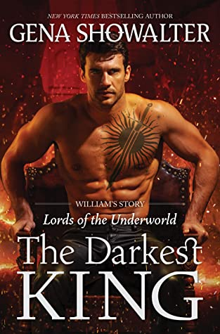 The Darkest King (Lords of the Underworld, #15)