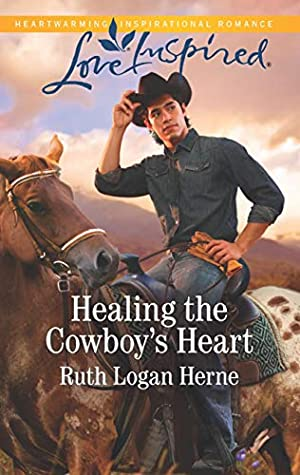 Healing the Cowboy's Heart (Shepherd's Crossing, #3)