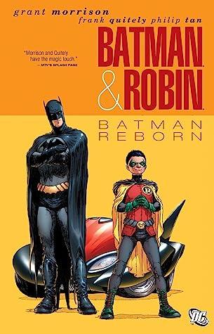 Batman & Robin, Vol. 1 by Grant Morrison