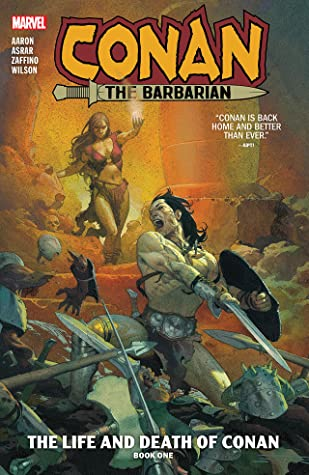 Conan the Barbarian, Vol. 1: The Life and Death of Conan, Book One