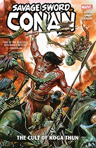 Savage Sword of Conan, Vol. 1: The Cult of Koga Thun
