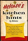Heloise's Kitchen Hints