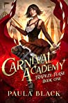 Trapeze Tease (Carnival Academy Book 1)