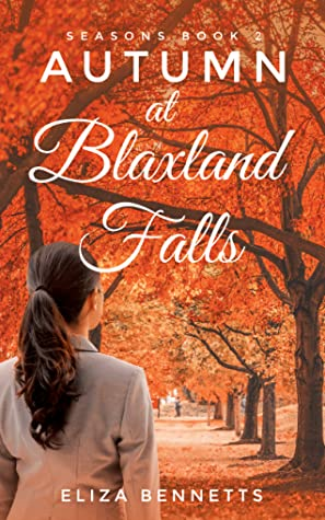 Autumn at Blaxland Falls - Seasons Book 2