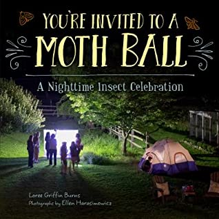 You're Invited to a Moth Ball: A Nighttime Insect Celebration