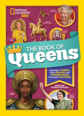 The Book of Queens by Stephanie Warren Drimmer