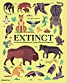 Extinct: An Illustrated Exploration of Animals That Have Disappeared - Lucas Riera
