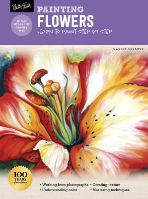 Oil & Acrylic: Flowers: Learn to paint step by step