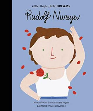 Rudolf Nureyev by Mª Isabel Sánchez Vegara