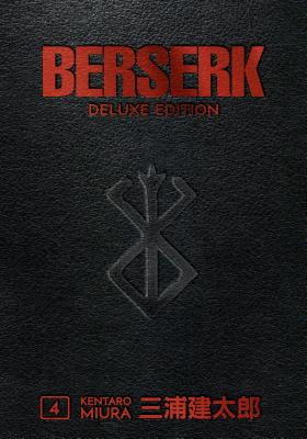 Berserk Deluxe Edition Volume 4