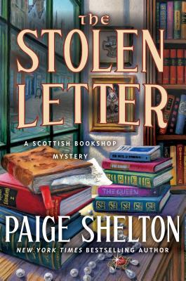 The Stolen Letter - Paige Shelton